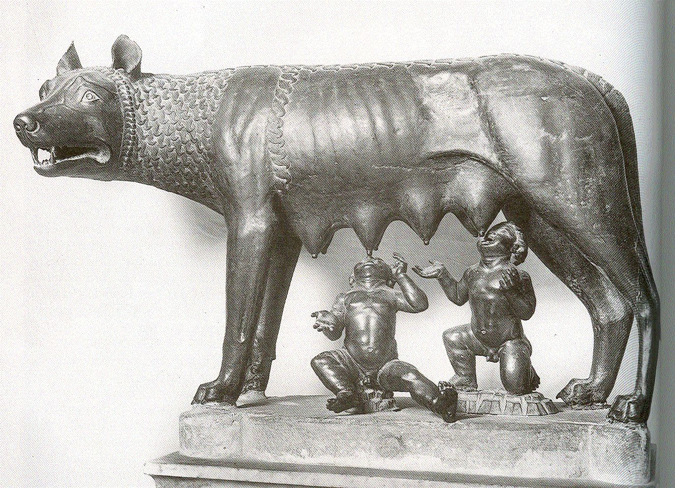 Romulus And Remus Coloring Pages For Kids