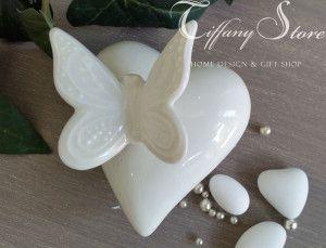 scatolina cuore-con-farfalla-porccuore di porcellana con farfalla  ad bomboniere con astuccio www.tiffanystore.itellana2