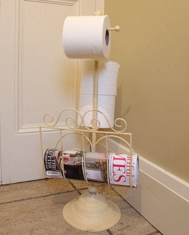 Būt Neblogai Pritaikius Toilet Roll Holder, Bathroom Stand