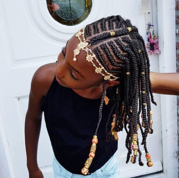 Pin On Girls Hair