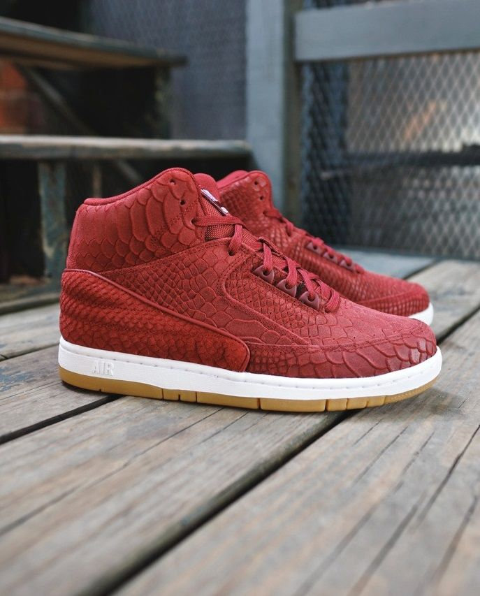 best website 37b0d f1717 Nike Air Python  Red