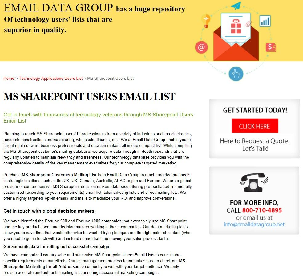Gain More Clients With Ms Sharepoint Customers List  HttpWww