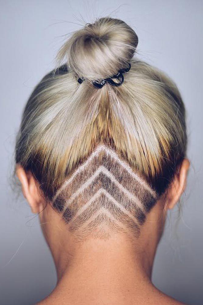 39 Excellent Undercut Hairstyle Ideas For Women Hair
