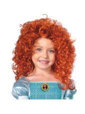 Princess Merida Wig Disney Princess Wig Disguise Kids Dress Up Wig 43606