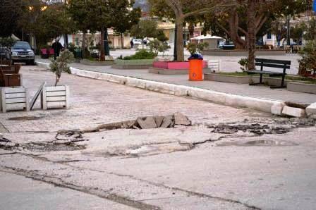 ΣΗΜΑΝΤΙΚΑ      NEA: Ισχυρός σεισμός 5 ρίχτερ στην Κεφαλονιά