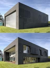 This In The Back Garden Ideal For Zombie Apocalypse Re Enforced Steel House With Lockdown Capabilities Zombie Proof House Architecture House Design