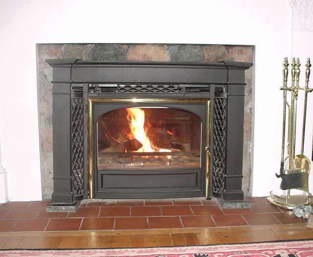 Vermont Casting Gas Insert Fireplaces Castings Winterwarm Fireplace