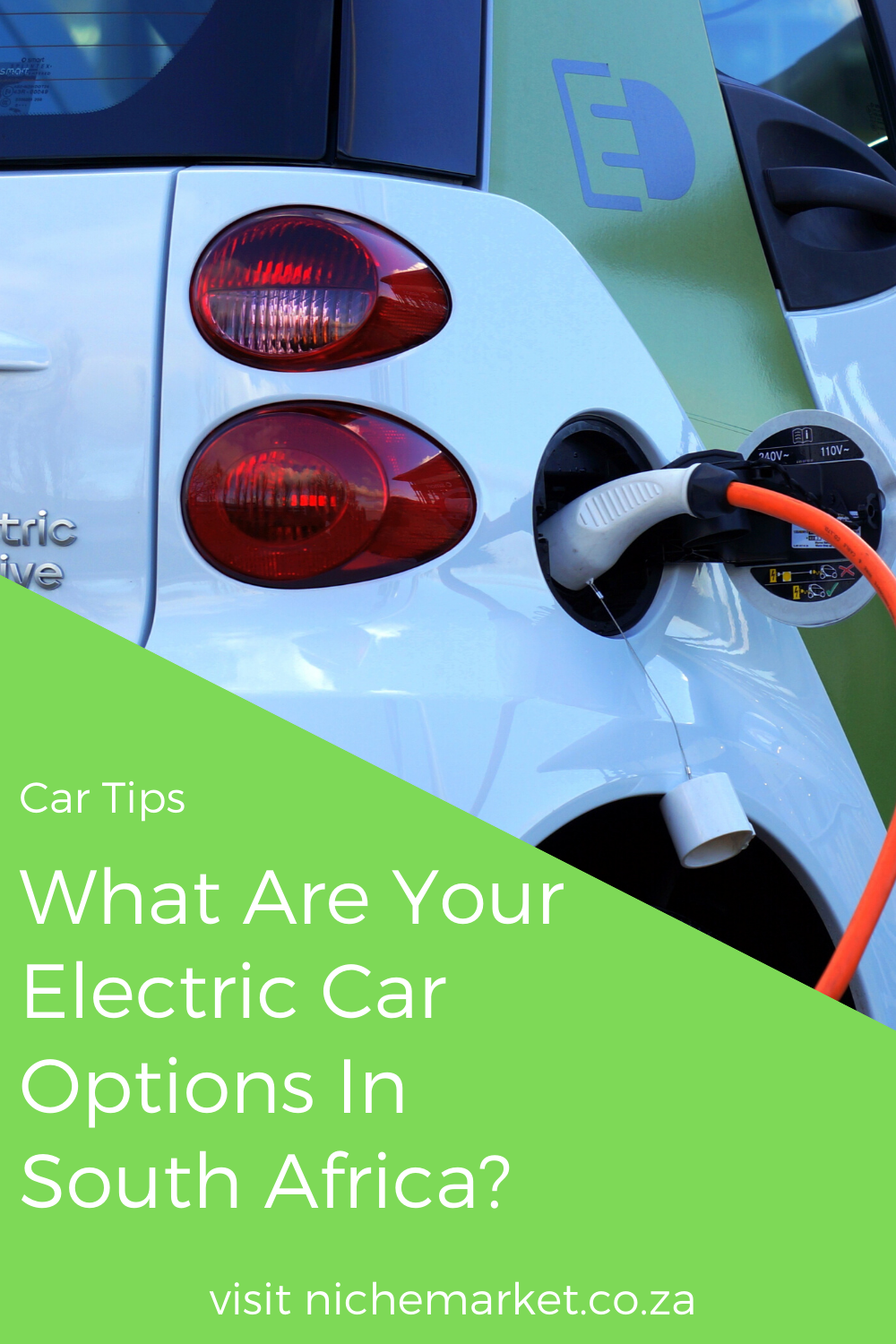If you're a South African who wants to move over to an electric motor vehicle, you'll quickly find that your pickings are rather slim. However, there are a few options available, we've put together a list of electric cars available for purchase in South Africa  #EMV #electriccar