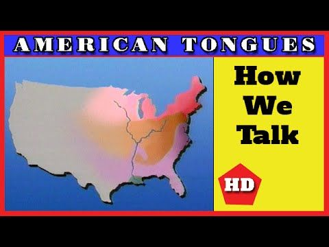 The opening scene from the classic documentary about accents and dialects -- AMERICAN TONGUES by Louis Alvarez and Andrew Kolker. Lots of fun! What kind of a...