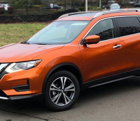 Nissan Rogue, Nissan, Crossover Suv