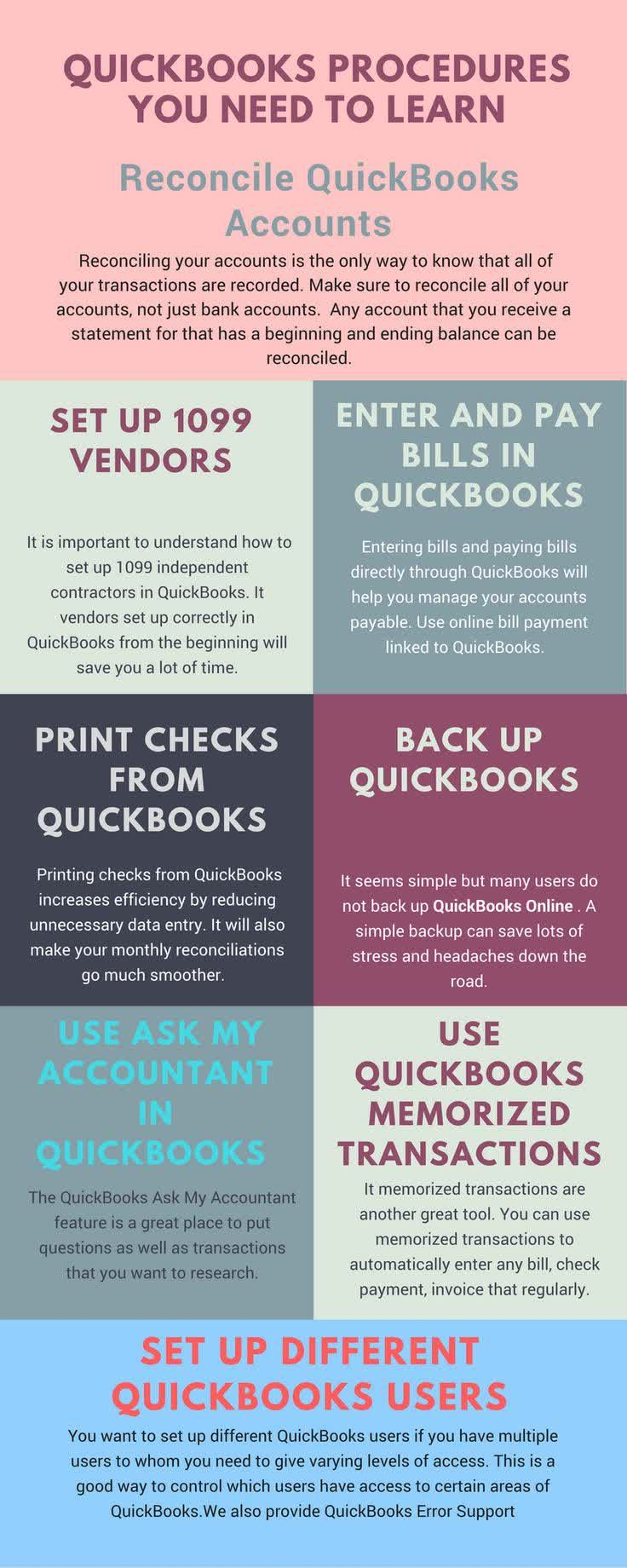 Quickbooks Online Tips in 2020 Small business accounting
