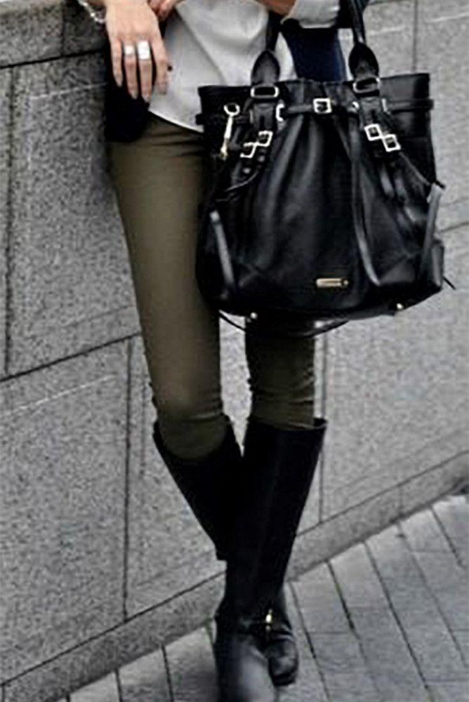 Stylish Fleece Leggings