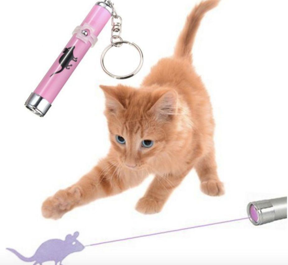 Laser Mouse Cat Toy Pet Cat Toys Cat Laser Cat Laser Pointer