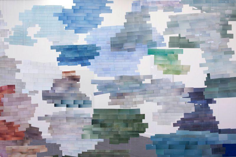 Wall of Fading Memory | Anouk Kruithof