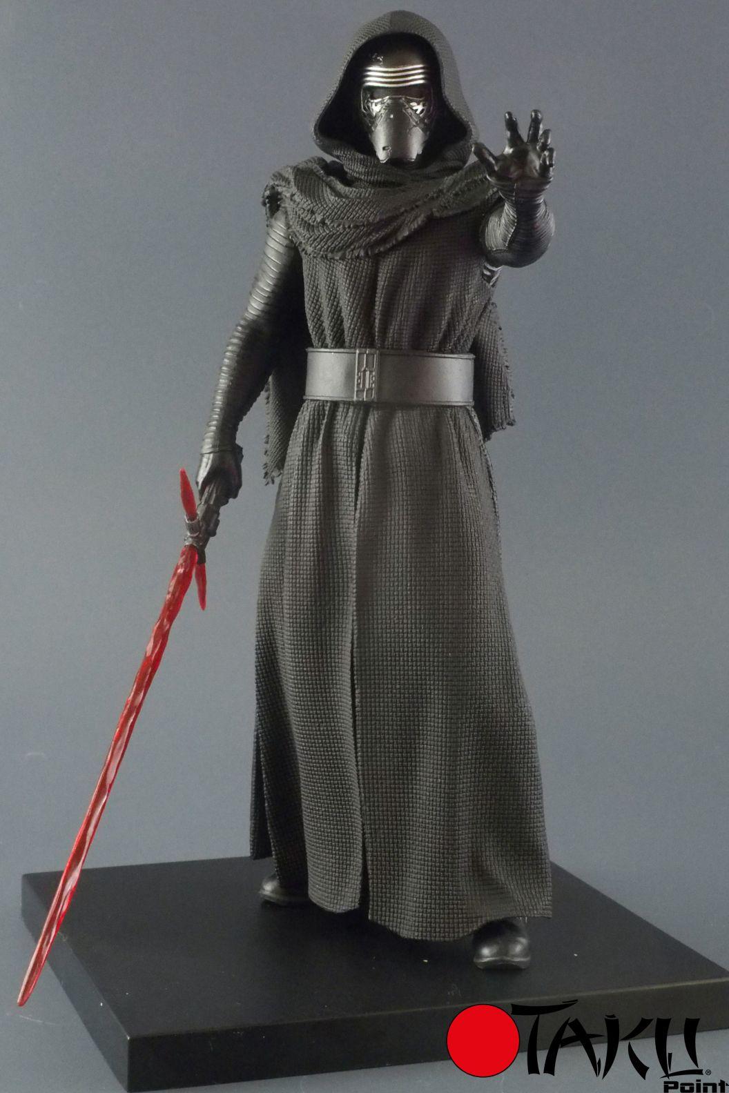 ArtFx + Action Figure - Star Wars - Kylo Ren Kotobukiya