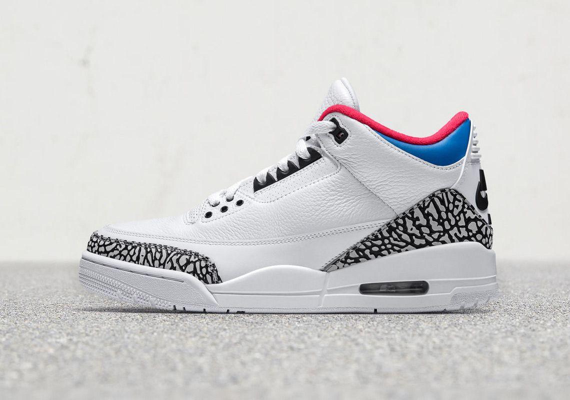 Air Jordan 3 Korea Release Info +