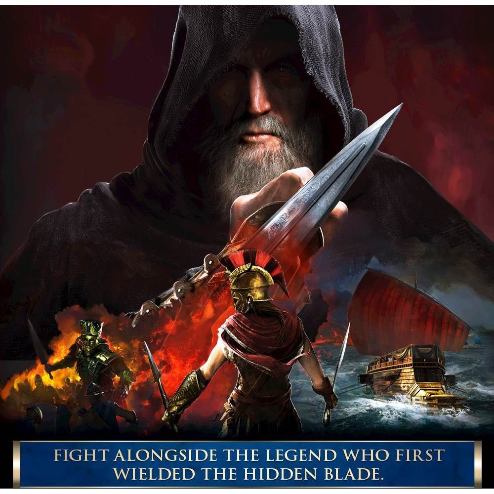 Assassin S Creed Odyssey Season Pass Playstation 4 Digital In 2020 Assassins Creed Odyssey Assassins Creed Assassins Creed Art