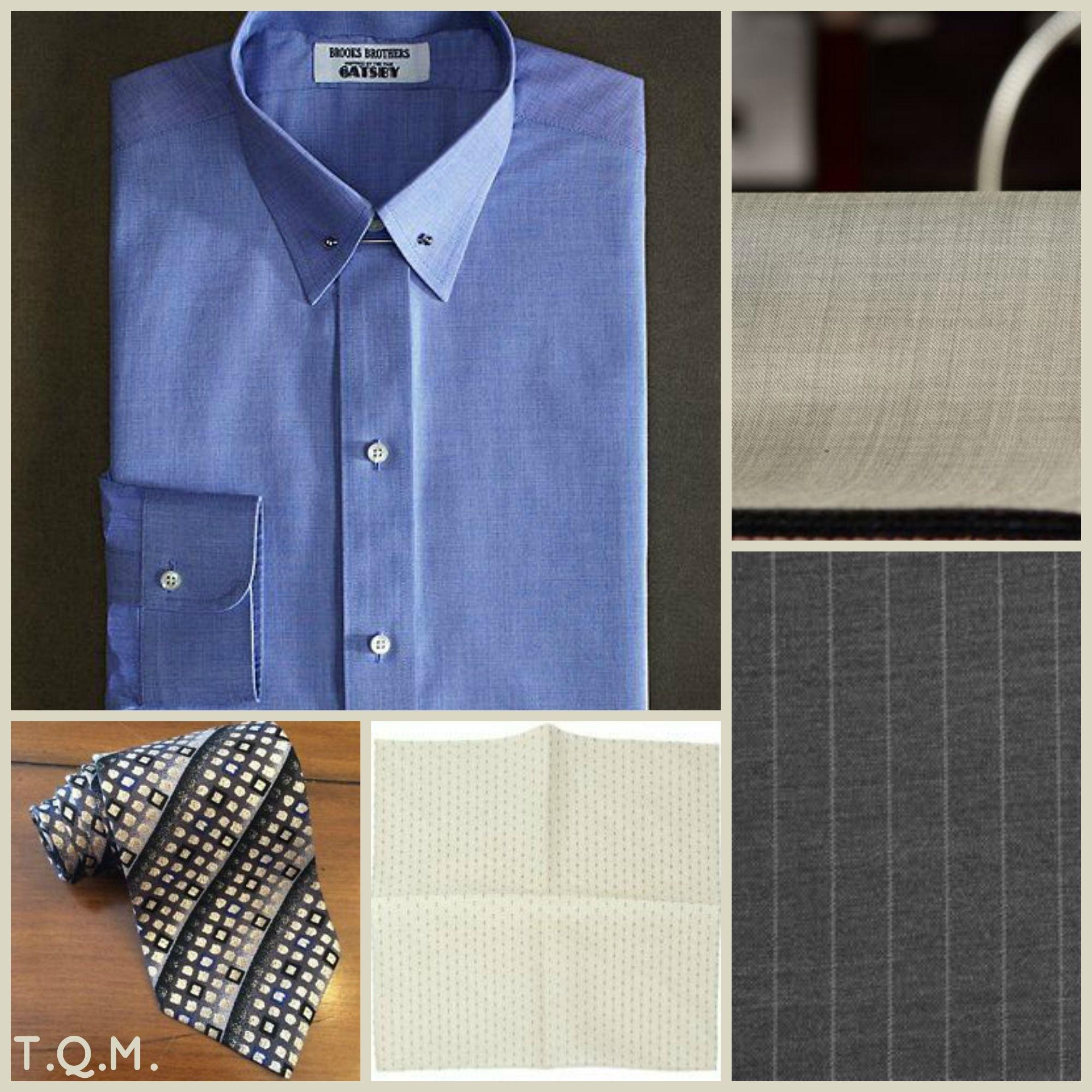 Shirttie Combo Brooks Brothersshirt Tino Cojuratie Unknown