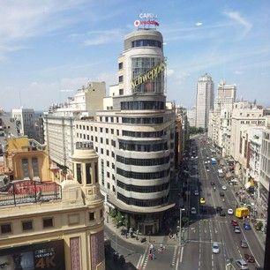 Edificio Capitol (Madrid).