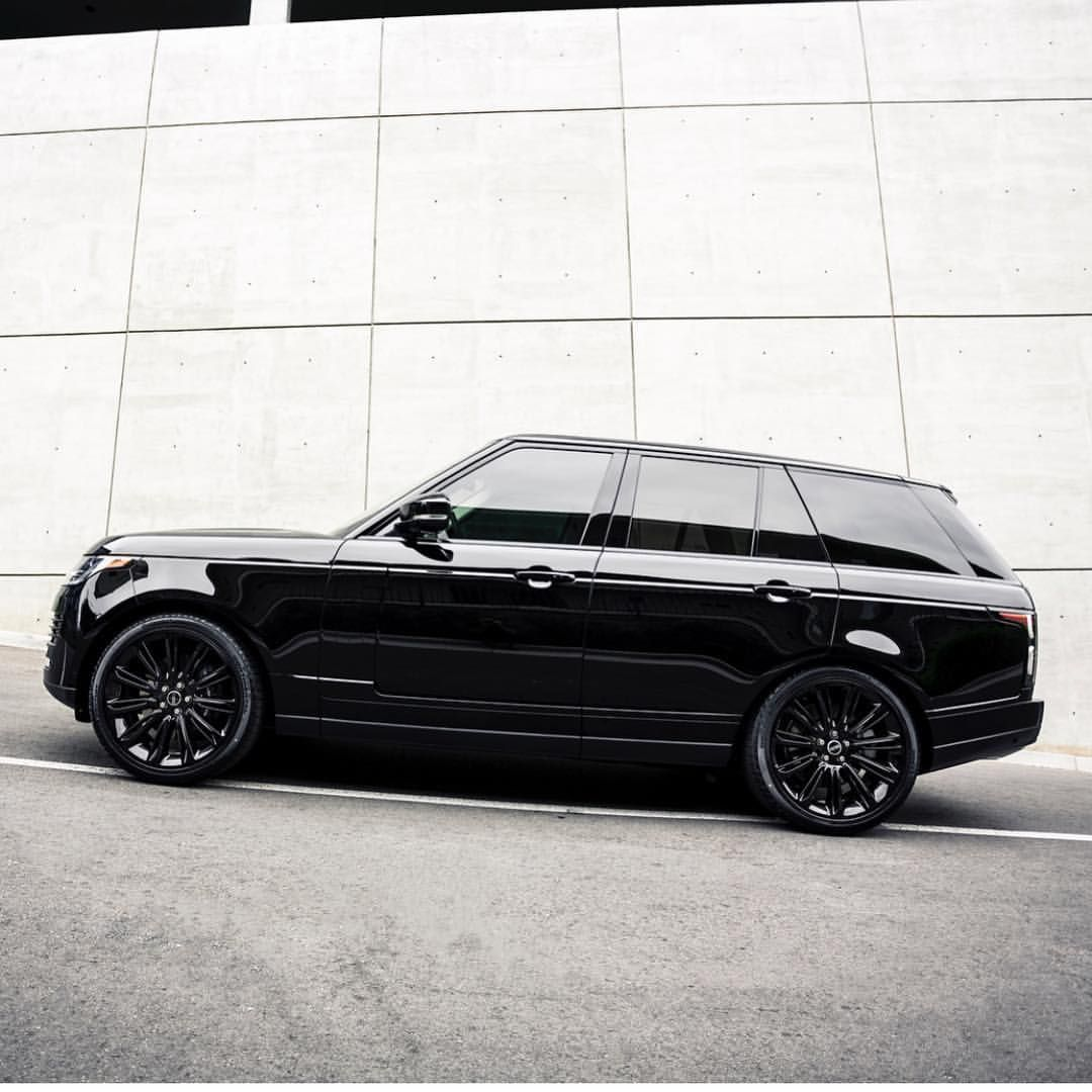 Repost from giovannawheels Range rover supercharged