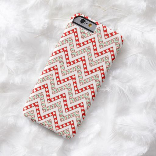 The Heart Zigs & Zags Barely There iPhone 6 Case