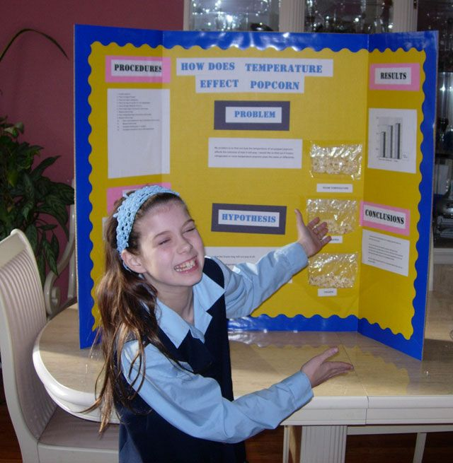 Research on science projects