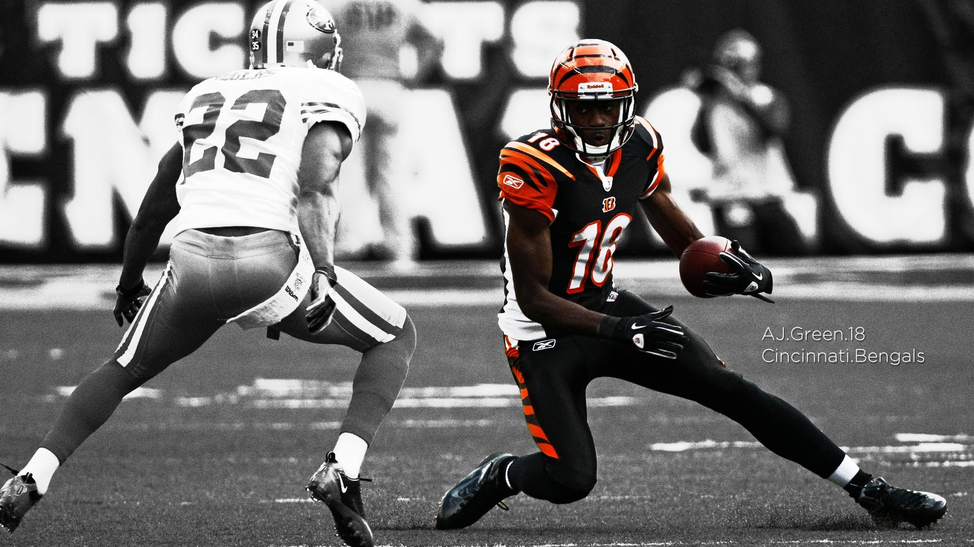 Nfl Free Computer Wallpaper Cincinnati Bengals Football Tops Football Background