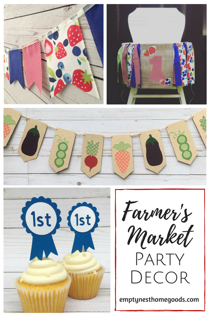 Pleasing Farmers Market Party Ideas County Fair Party Ideas Blue Ribbon Funny Birthday Cards Online Inifodamsfinfo