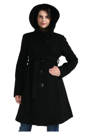 Collection Hooded Wool Coat Womens Pictures - Reikian