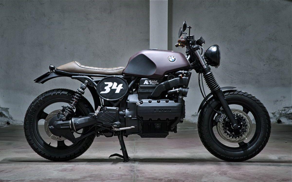 bmw k100 by morecyclos bmw 80 gs bmw motorrad mofa. Black Bedroom Furniture Sets. Home Design Ideas