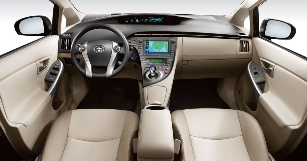 3rd Generation Toyota Prius 2012 Pictures Photo Gallery