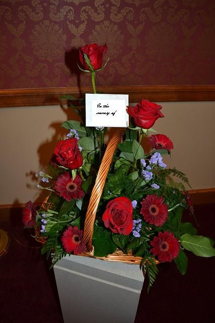 What To Write On Card When Sending Funeral Flowers Funeral