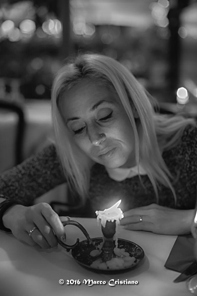 Con Ju Ju a lume di candela... by Marco Cristiano
