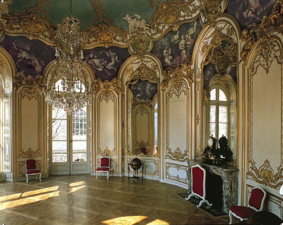 The french rococo french rococo interiors have clarity for Architecture rococo