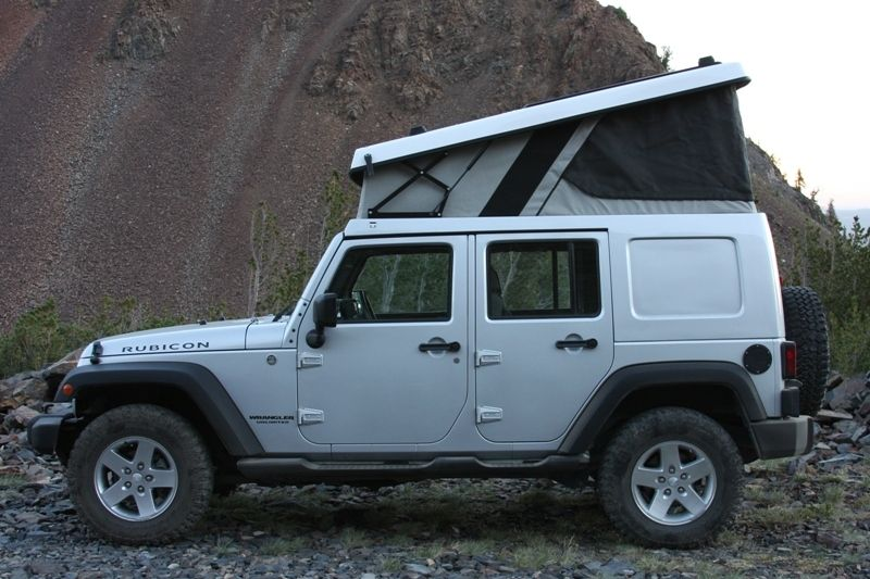 Jeep Jk Hard Top Conversion J30 Expedition Ready Jeep Wrangler
