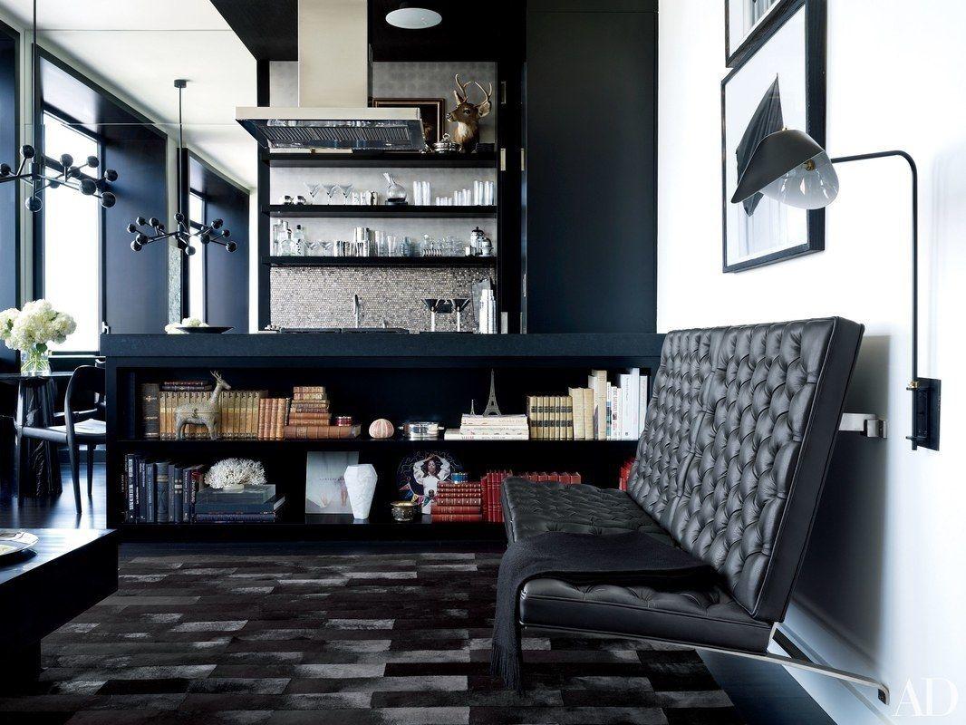 Is black paint the next big paint trend architectural digest