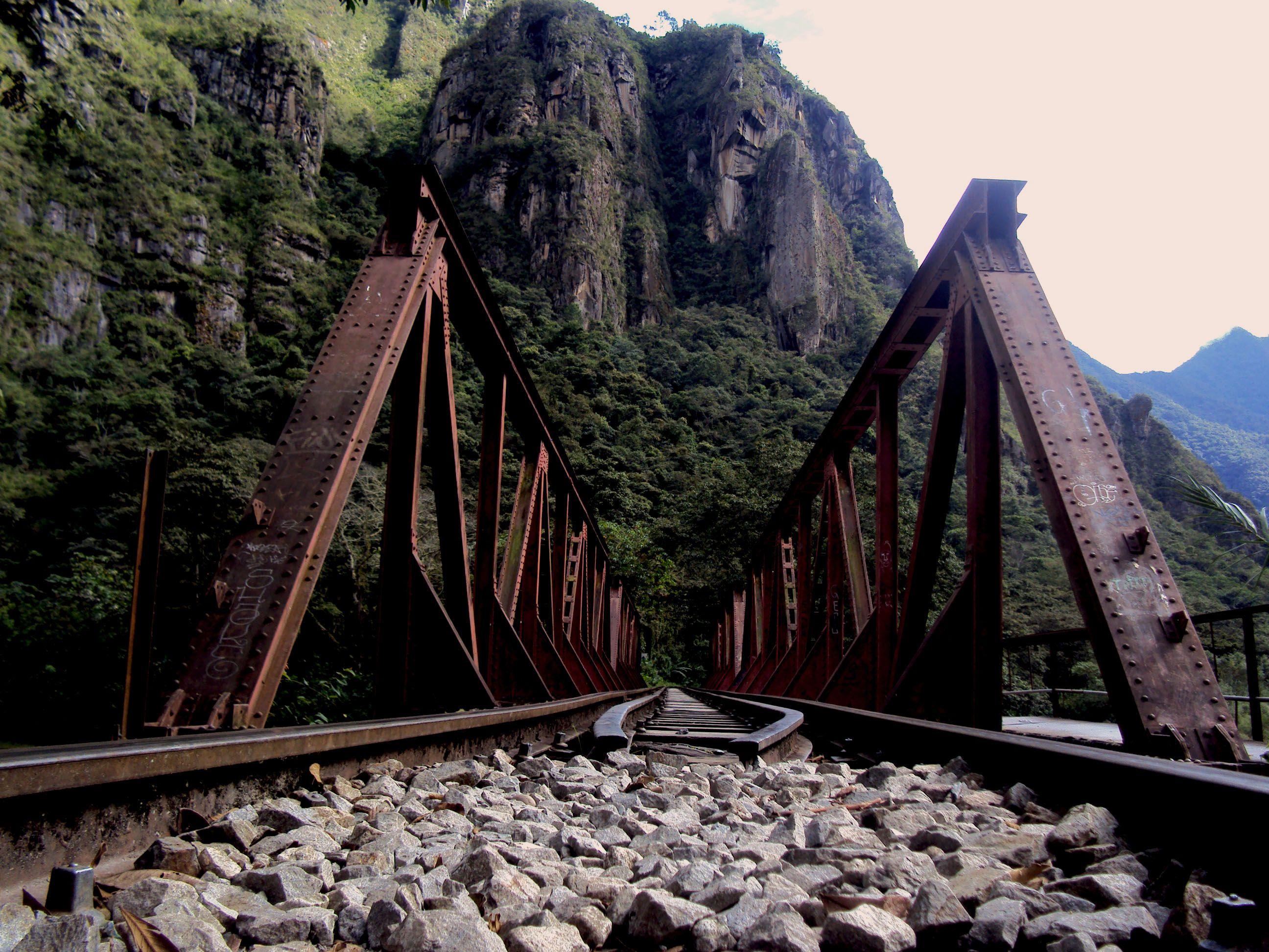 Puente San Miguel Santuario Historico de Machupicchu