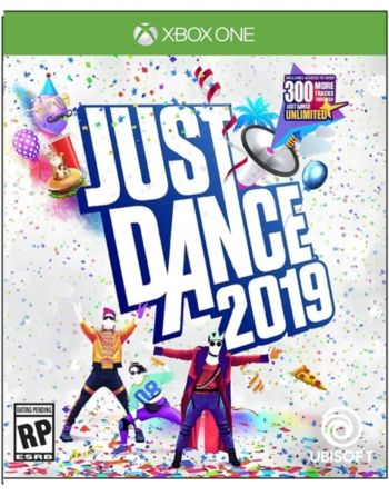 Xbox 1 Just Dance 2019 in 2019 | Products | Xbox one games, Dance