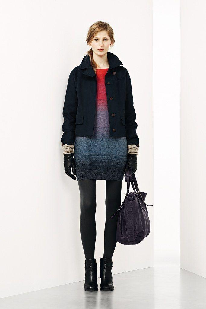 Lacoste Pre-Fall 2012 Collection Photos - Vogue