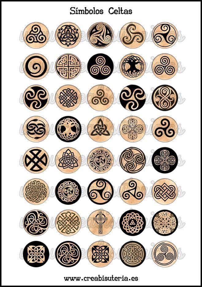 Resultado De Imagen Para Simbolos Celtas Y Su Significado Tatuajes - Tatuajes-de-simbolos-y-su-significado