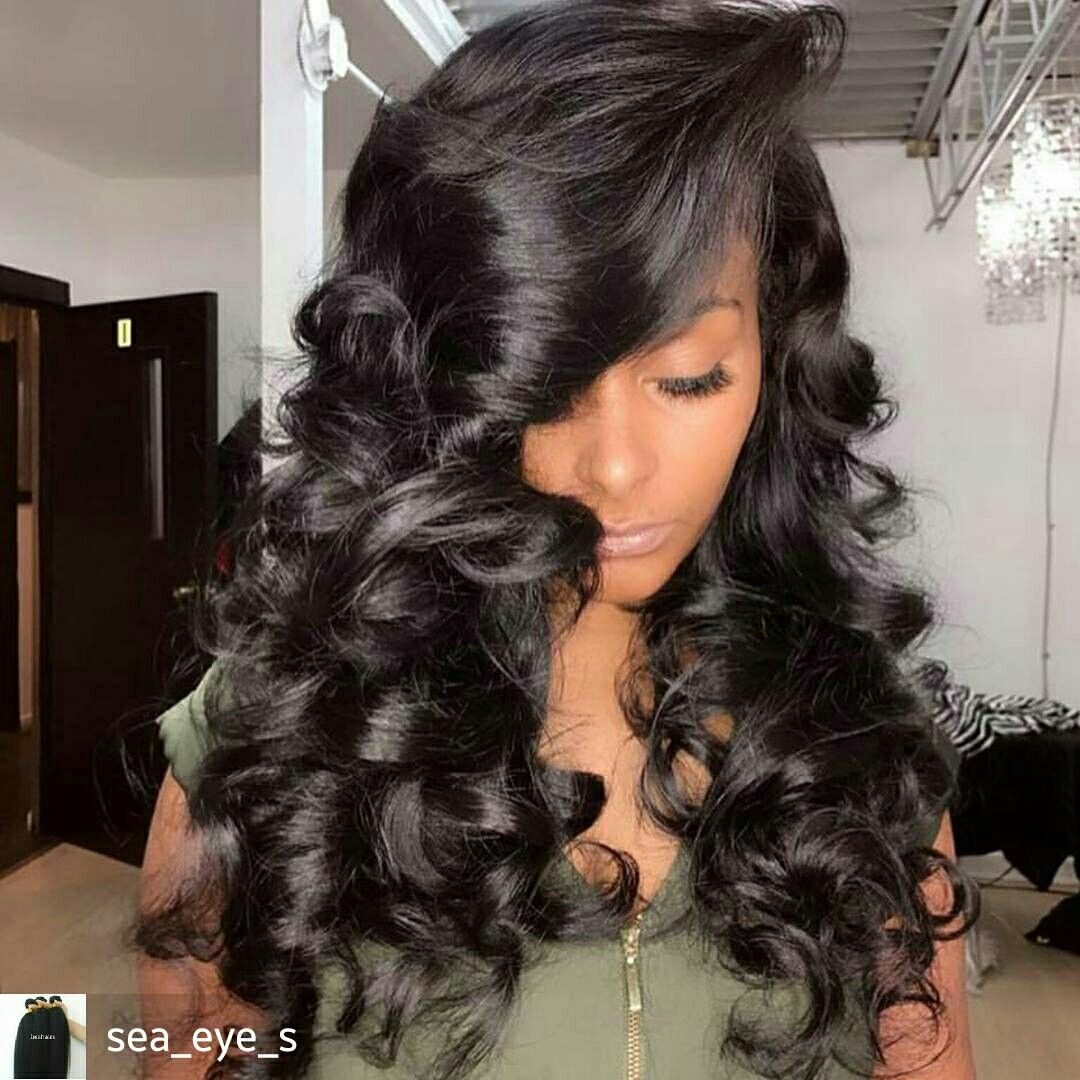 Pin by liyah williams on hairstyles pinterest hair goals hair