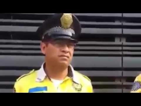 """""""Robar es un arte"""" dice mando de la policía de tránsito"""