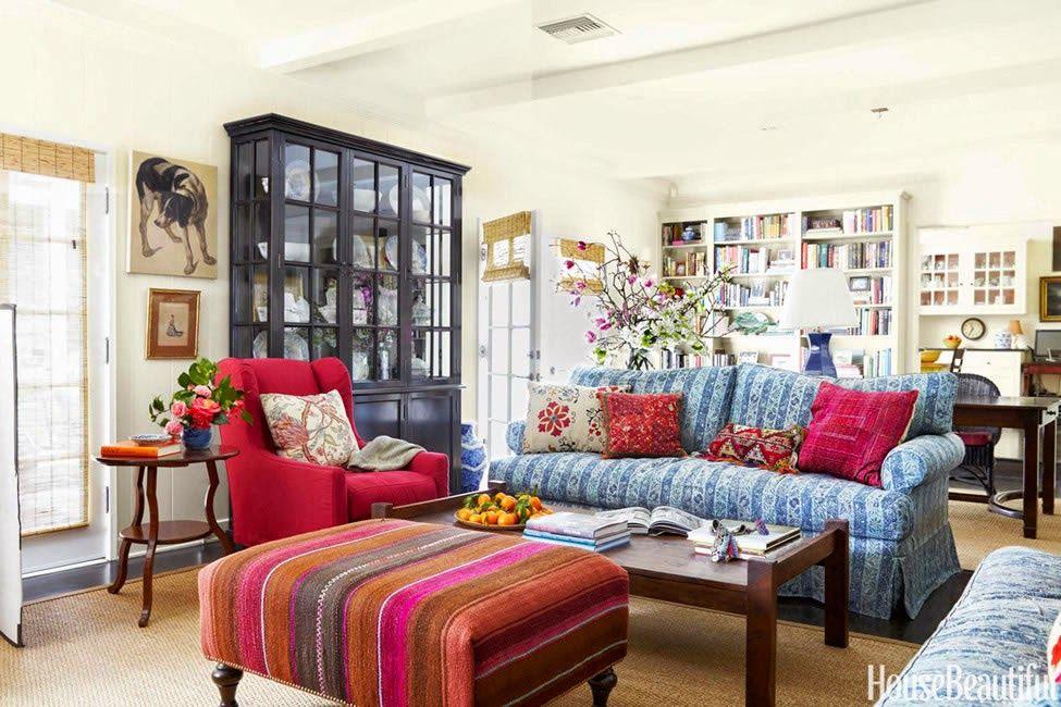 Living Spaces · Conseguir La Mirada De Samperton Schuyler   I Suwannee