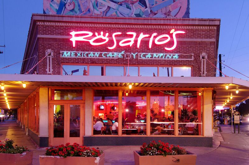 One Of The Best Mexican Food Restaurants Located In Downtown San Antonio They Have Great And Excellent Drinks