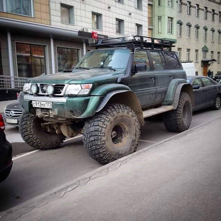Nissan Patrol Gr Y61 Wagon 40 Nissan Patrol Nissan Patrol Y61