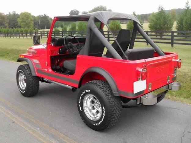 1985 Jeep Cj7 Jeep Cj7 Jeep Cj Jeep Truck