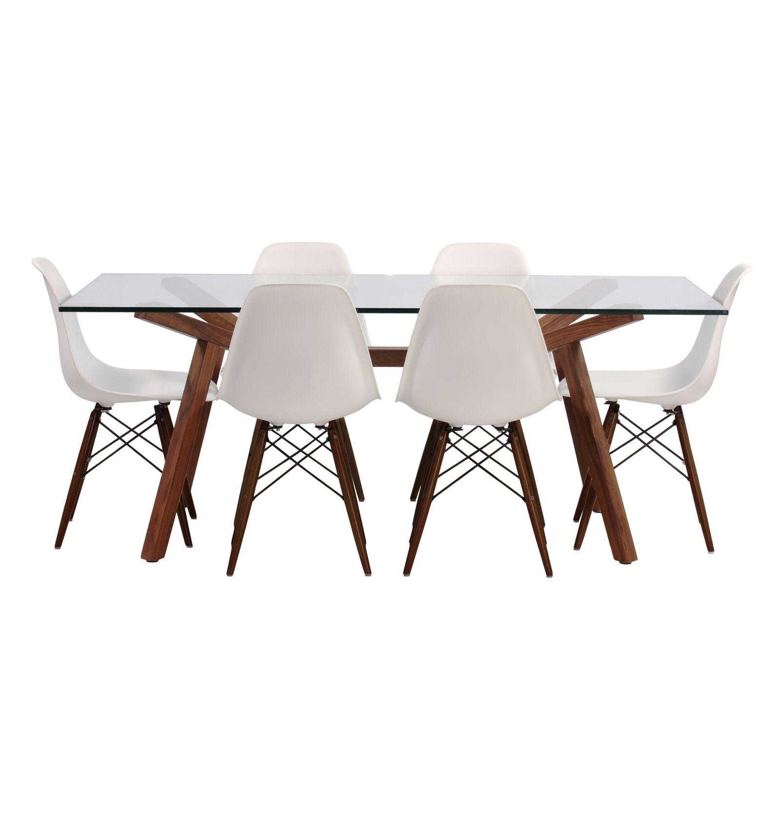 Matt Blatt Eames Coffee Table: Contempo Dining Package