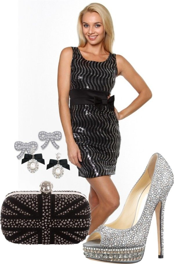 """""""Party Look"""" by pinkclubwear on Polyvore"""