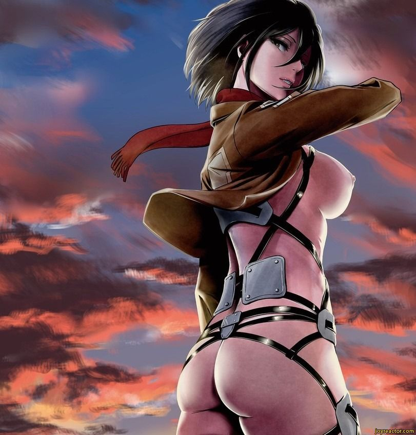Attack On Titan Mikasa Naked