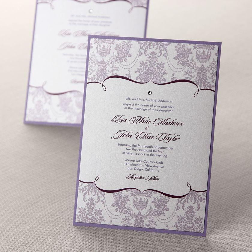 Unique Wedding Invitations | Elegant & Modern Invitations